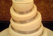 Wedding and engagement cakes  / Just a few Wedding and engagement cakes we have made.