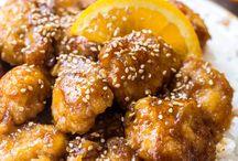 Recipes - Chicken / by Nancy Alexander