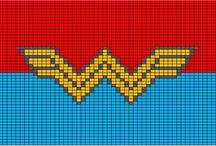 Gráficos Super Heróis