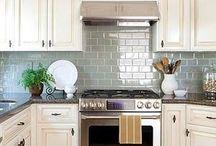 Kitchens / by Amanda Parker