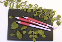 Card Making - Tutorials & Video / by Gerda du Toit
