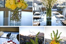 Living with flowers / by MyFavoriteFlowers.com Olga Goddard
