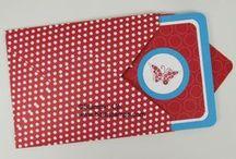 Cards envelopes