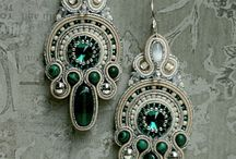 Soutache / Earrings 2