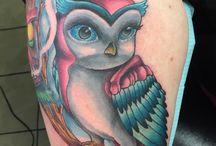 Bruce Davis' Tattoo Portfolio / Tattoo, Tattoos, Tattoo Ideas, Tattoos For Women, Tattoos For Men, Tattoo Artist, Bruce Davis