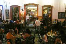 travel, restaurants, hotels, markets / Restaurant guides, markets around the world, exotic food
