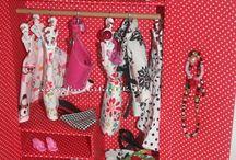 Barbie bútorok/Barbie furniture