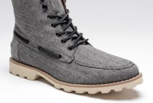Accessory: Walk with Me. / Shoes of Man. / by Professor-Brent Lyle