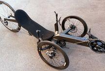 FORMULA RC11 Performance Carbon trike / Recumbent carbon trike handmade in Italy