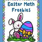 Easter Math / Fun Math Activities for Easter!
