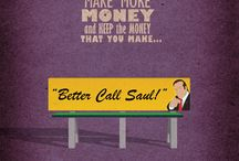 Better Call Saul Breaking Bad / You know... / by Jacqueline Martin