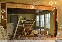 DIY:: Carpentry- Remodels-Builds