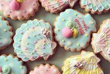 *Summer/Beach Cookie Ideas