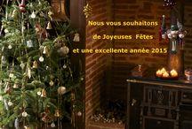 Voeux et Noel 2014