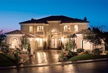 Real Estate ~ Homes I love~ / by Joseph Civil