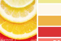 Colour Combos / by bc