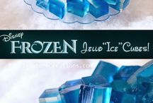 Frozen wonderland party / FROZEN PARTY IDEAS.