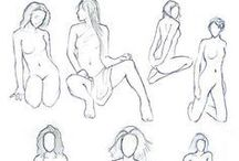 Poses - modeling
