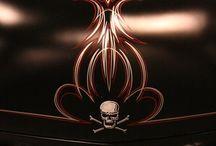 pinstripes / by Derrek Cook