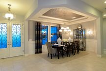 Dining Rooms / Magnificent dining rooms by Homes by Westbay