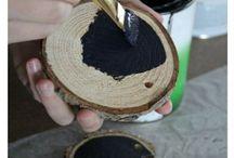 szelet fa