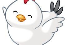 Verrückter Hühnerstall