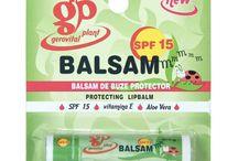 Balsamuri de buze / Protectie pentru toate anotimpurile: http://www.farmec.ro/produse/criterii-119-gerovital-plant-balsam-de-buze/1.html