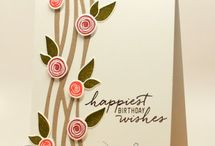 Stampin' Up Swirly Bird Stamp Set & Thinlits