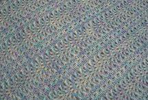 Örnekler / knitting patterns stitches