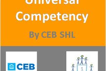 CEB SHL Universal Competency Assessment Report / The Universal Competency Report (UCR) Identifies competencies that Drive Business Results and Predicts whether a Team or Individual will Deliver High Performance #HR #CEBSHL #PsychometricAssessments