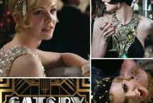 Art Deco Jewellery / Fall in love with the glamour and straight lines of the Art Deco era jewellery