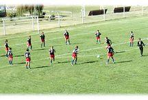 entrenamientos de futbol