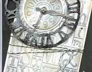 Karten Uhren