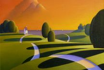 Artist Paul Corfield