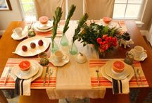Peach and the Willow ENTERTAINS / Parties and Gatherings
