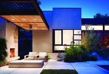modern outdoor