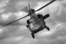 Helicopters / Military helicopters
