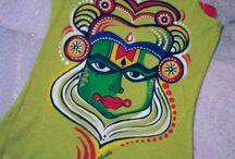 tricouri pictate