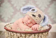 Baby shoot / For auntie's nephew