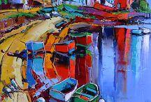 Art- colorful