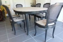 relooker table et chaises