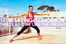 Exercise Motivation / I love exercising but I know that so many people have troubles motivating themselves. Here are some quotes that can be inspiring.  / by Latest Sports Bonuses