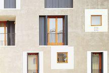 Ark fönstersättning