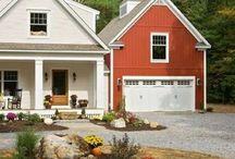 house - driveway