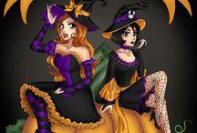 - Halloween  / Boo. Spooky. Halloween. Fall.