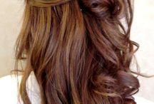 My brawn hair