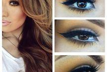 Make-Up  / makeup looks