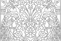 Coloring Pages / by Kathryn Lane Berkowitz