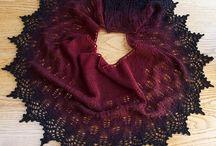 Knitting - Shawl, Scarf & Wraps / by Lucinda Huff