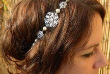 Headband / Des headband pour les mariées et pour tout les jours.